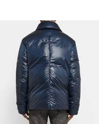 Maison Margiela Quilted Shell Down Peacoat   Where to buy & how to ... & ... Maison Margiela Quilted Shell Down Peacoat ... Adamdwight.com