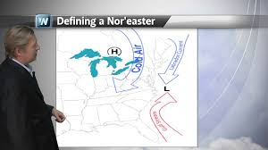how does a nor easter form what is a noreaster youtube