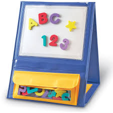 Magnetic Tabletop Pocket Chart Each