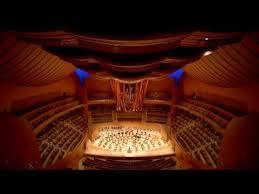 Walt Disney Hall Seating Chart Walt Disney Concert Hall Virtual Tour Part 3 Youtube