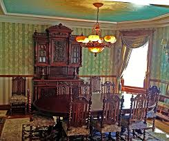 Furniture  Astounding Victorian Kitchen Dining Room Furniture - Dining room etiquette