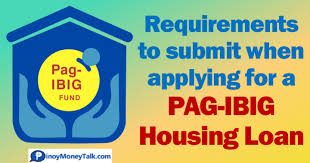 2018 Updated How To Apply For Pag Ibig Housing Loan