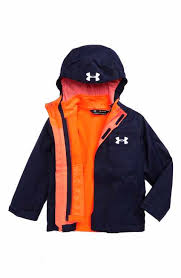 under armour kids. under armour wildwood coldgear® 3-in-1 jacket (little boys \u0026 big kids
