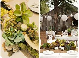 Bubby and Bean ::: Living Creatively: Hitched (A Double Feature nature  themed wedding decorations | wedding decor | Pinterest | Themed weddings,  Wedding and ...