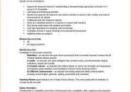 Teacher Assistant Resume Samples Unique Sample Resume Teachers Aide ...