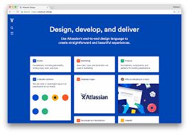 Someone Who Is Use First For The Confluence Pattern Stunning The Atlassian Design System Creating Design Harmony At Scale
