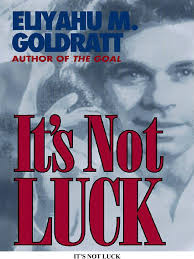 it s not luck goal pdf profit accounting nothing