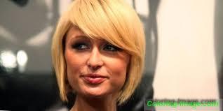 Krátké účesy Pro Kulatý Obličej Typy Módních ženských účesů S