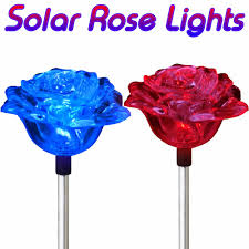 color changing solar garden lights. Solar Garden Lights Color Changing Lovely Roses E