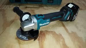 cordless grinder. cordless grinder