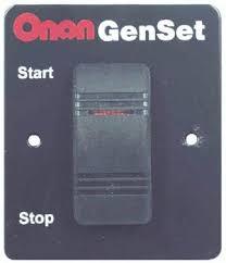 cummins onan accessories r & k products Onan Generator Remote Switch Wiring Diagram onan remote start stop switch onan generator remote start wiring diagram