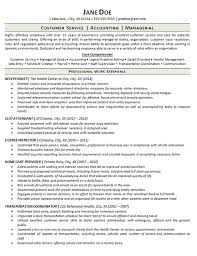 Employment Specialist Resume Beauteous Employment Gap Resume Example Receptionist Customer Service