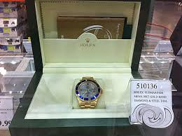 rolex at costco in the usa page 2 rolex forums rolex watch forum here is a pic i took from a costco in texas i was very surprised to see them available at costco for obvious reasons