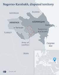 Azerbaijan-Armenia cease-fire takes ...