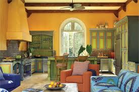 Casual Transitional Kitchen
