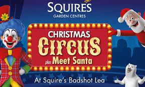 circus ticket 26 november