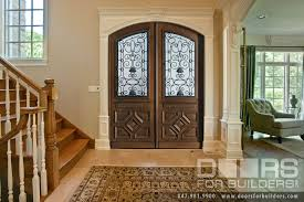 Heritage Collection Custom Wood Front Entry Door Custom Wood - Custom wood exterior doors