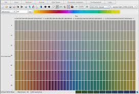 Jotun Ncs Colour Chart Ncs Chart Colour Chart Online Ncs