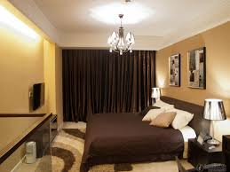 Bedroom Design Effect Picture Of Modern Bedroom Tv Wall