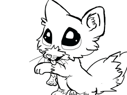 Small Picture cute animal coloring pages vonsurroquen