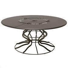 emu minuetto round table