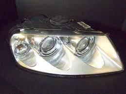 04 07 Volkswagen Vw Touareg Right Rh Xenon Hid Headlight Assembly 7l6941016bq Volkswagen Car Restoration Vehicle Parts Headlight Assembly