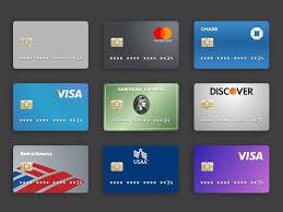Free Sketchapp Credit Card Templates | SketchBlast | Download free ...