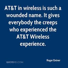 AtT Quote Enchanting Roger Entner Quotes QuoteHD