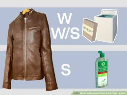 how to remove make up from a white patent leather purse