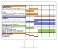 Web Based Gantt Chart 12 Gantt Chart Examples Youll Want To Copy