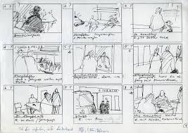 Script Storyboard Fascinating THE LEGEND OF RITA Production Material Storyboards Film Leader