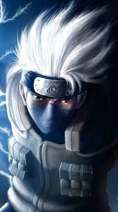 preview wallpaper naruto hatake kakashi art