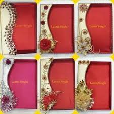 Saree Tray Decoration Wedding Gifts And Trousseau Packing Manufacturer from Delhi 79