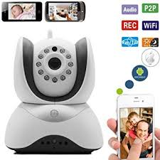 Amazon.com : The Best Baby Monitor HD Video Wifi Surveillance Camera ...