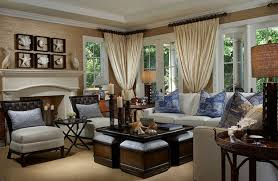 Living Room : IKEA Decor Modern Brown Living Room Furnished With A Sofa And  Table And Candles Plus A Long White Sofa And Cushions Then A Window With A  ...