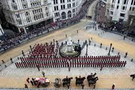 Margaret Thatcher's funeral: 100 best pictures - Mirror Online