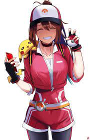 Pokemon go   Pokemon trailer, Pokemon waifu, Anime