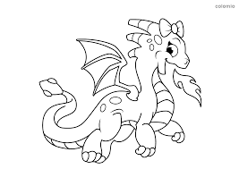 Instantly access any of these printable activity dragon coloring pages we have a great selection of dragon coloring pages for the dragon and. Dragons Coloring Pages Free Printable Dragon Coloring Sheets