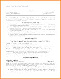 8 First Resume Templates West Of Roanoke