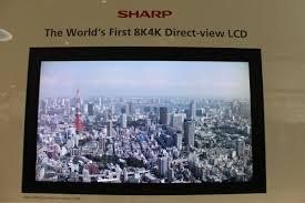 sharp 85 inch tv. sharps 85\u201d 8kx4k tv is jaw-droppingly impressive sharp 85 inch tv h