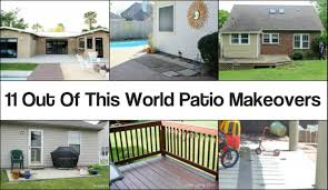 11 out of this world patio makeovers1 jpg