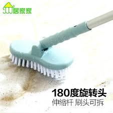 bathtub scrub brush bathtub cleaning brush long handled brush bristles bathroom tile floor brush bathroom tub bathtub scrub brush