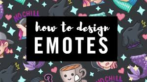 How To Design Emotes For Twitch How To Design Emotes For Twitch Cc