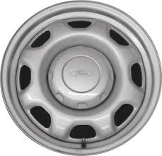 F150 Bolt Pattern Best STL48 Ford F48HD 48 Lug Wheel Steel Silver AL48Z48A
