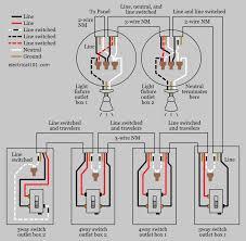 alternate 4 way switch wiring diagram
