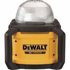 Portable Led Work Lights Nz Work Area Light 18 Volt