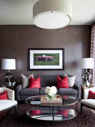 High End Bachelor Pad Decorating On A Budget | Hgtv With Bachelor Pad Wall  Art (