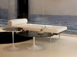 knoll international saarinen oval sofa table by eero couchtisch 1