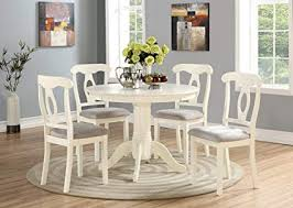 image unavailable image not available for color angel line 23511 21 5 piece lindsey dining set