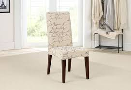 chair cover dining room stretch pen pal short dining chair slipcover ikea chair covers dining room